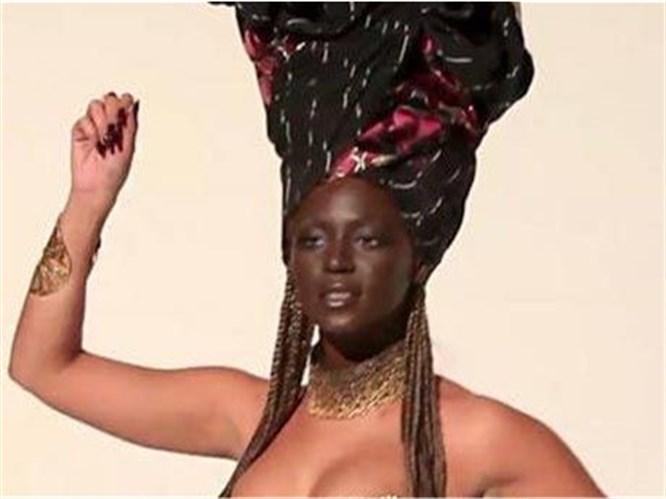Beyonce tanınmaz halde